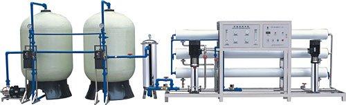一体式中水回用设备解决方案