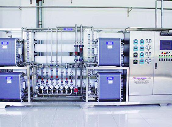 微电子行业EDI 超纯水设备解决方案