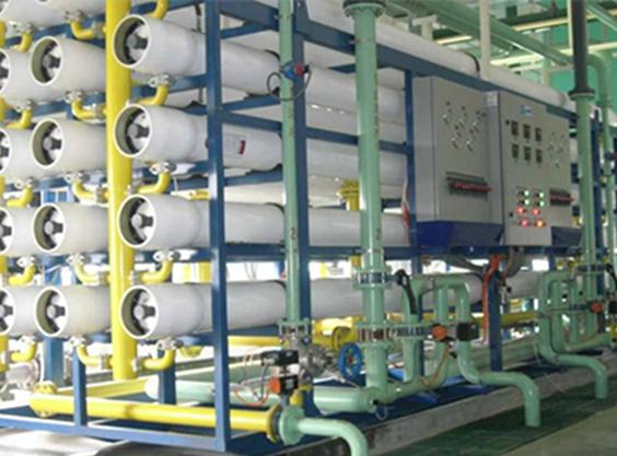 纸工业制造 纯水设备解决方案